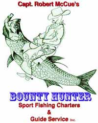 Florida Fishing Reports ---- Bounty Hunter Sport Fishing Charters & Guide Service